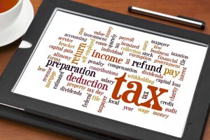 Claiming back overpaid tax